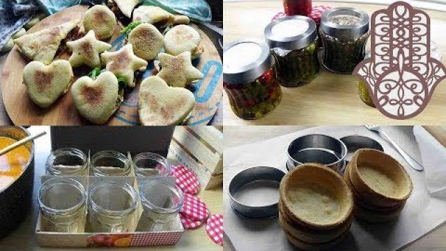 Préparatifs ramadan femmes débordées astuces pour gagner du temps, 4 recettes de batbout