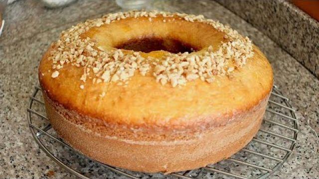 الكيكة العملاقة خفيفة وهشة تذوب في الفم بمذاق جديد الى جربتيها عمرك تسغناي عليها