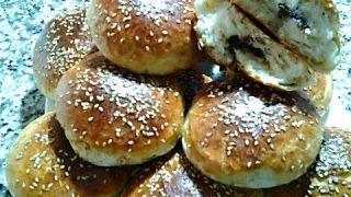 الكريصات أو القريشلات بالبطاطة والشكولا ساهلين ولذاذ brioches aux pommes de terre
