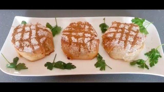Recette de mini pastilla marocaine au poulet بسطيلات صغار بالدجاج