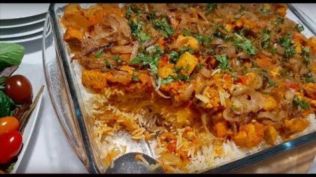 Manger du riz autrement (plat oriental)