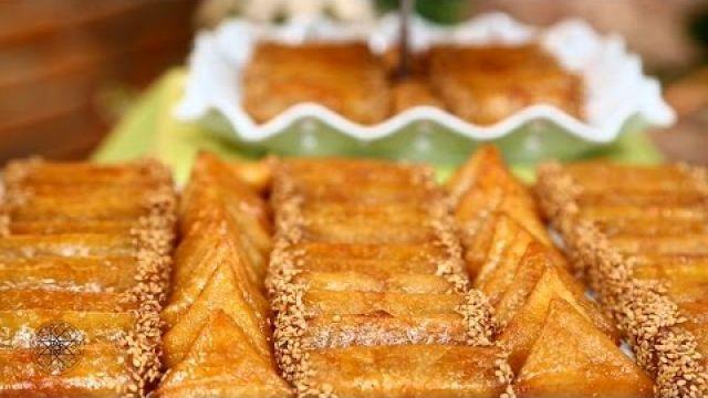 Choumicha : Briouates aux amandes | Cigares aux amandes