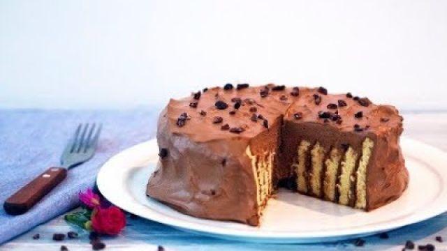 [ARB] كعكة الشوكولا الملفوفة