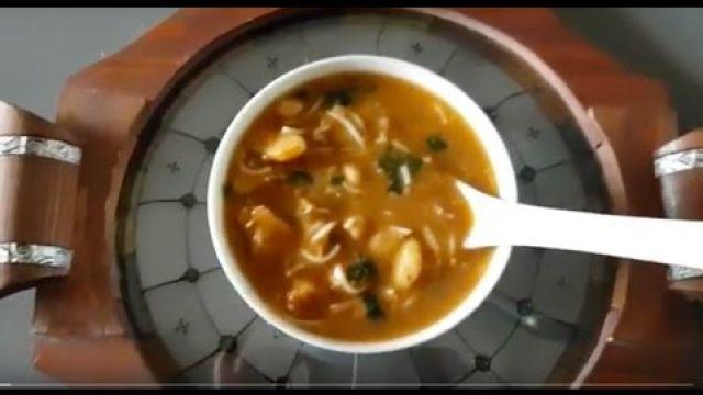 Soupe marocaine harira express et bricks tunisiennes
