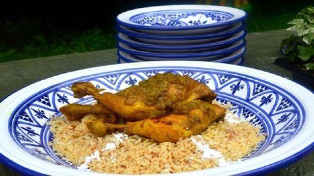 Seffa au Poulet marocaine